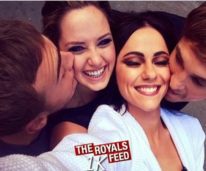 perfect, love, and theroyals image