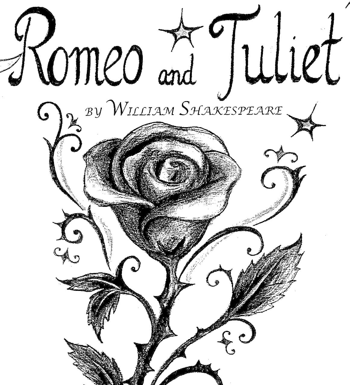рождаются рисунок ромео и джульетта раскраска декёнинк служат