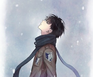 levi, anime, and shingeki no kyojin image