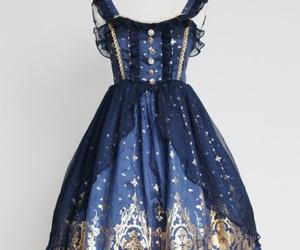 dress, fashion, and lolita image