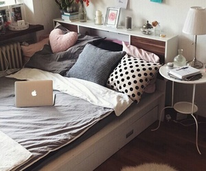 room, girl, and girly image