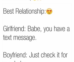 Relationship, boyfriend, and girlfriend image