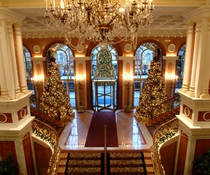 christmas, luxury, and beautiful image