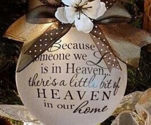 christmas, heaven, and love image