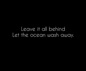 all, behind, and leave image
