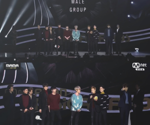 exo, mama, and mnet asian music awards image