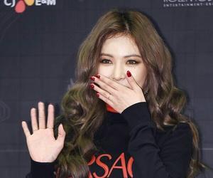 kpop, hyuna, and hyunah image
