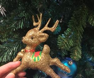 christmas, quality, and reindeer image