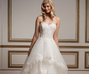 fashion, bridal gowns, and wedding dresses 2016 image