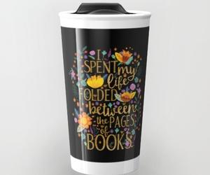 home, mug, and quotes image