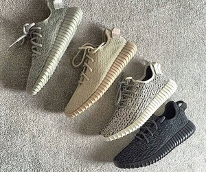 yeezy and shoes image