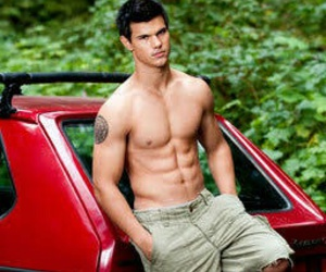 Taylor Lautner, taylor, and twilight image