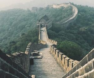 china, landscape, and travel image