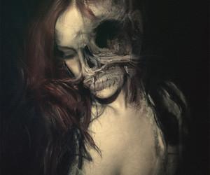 skull image