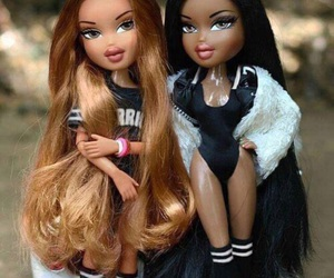 dolls, nicki minaj, and beyoncé image