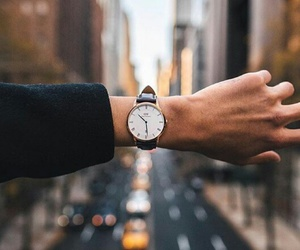 new york and watch image