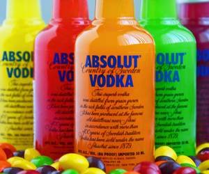 vodka, drink, and skittles image