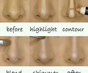contouring, noz, and ~• image