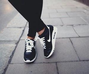 nike, fashion, and shoes image