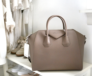 bag, neutral, and beige image