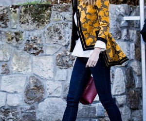 fashion, winter, and college outfit image