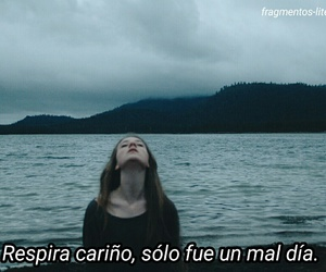 frases, tumblr, and respira image