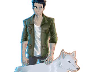 game, mike, and wolfie image