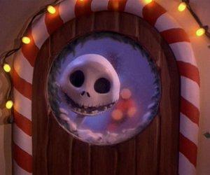 disney, christmas, and jack image