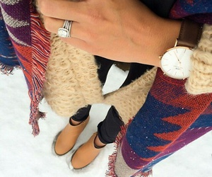 accessories, rich, and winter image
