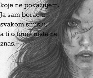 borac, ožiljci, and život image