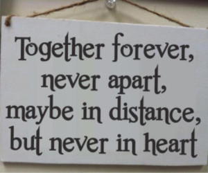 long distance, quotes, and relationships image