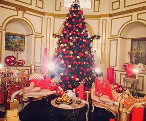 chirstmas, dear santa, and taeyeon image