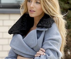 blake lively, gossip girl, and blonde image