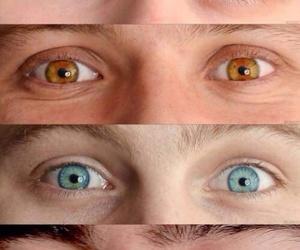 5sos, eyes, and luke hemmings image