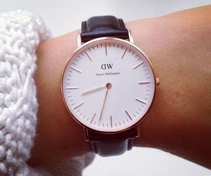 watch, dw, and daniel wellington image
