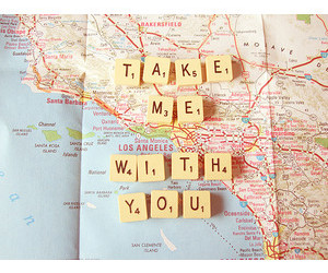 you, map, and me image