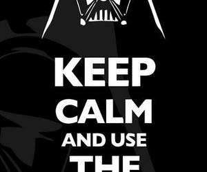 keep calm and star wars image