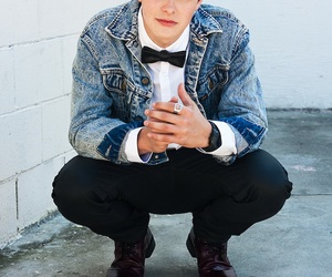 actor, israel broussard, and cute image