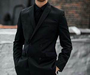 gentlemen, outfit, and men image