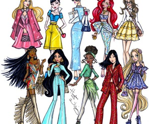 disney, princess, and hayden williams image