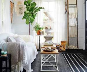 home, chic, and interiors image