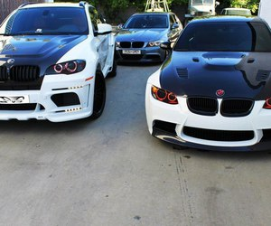 car, bmw, and albanian image