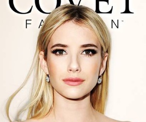 actress, cover, and emma roberts image