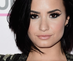 beautiful, demi lovato, and fierce image