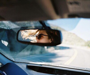 car, travel, and road image