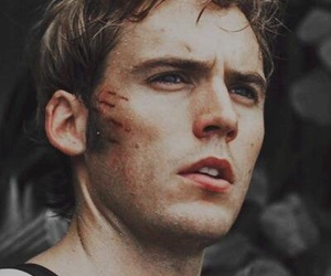 hunger games, catching fire, and sam claflin image