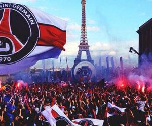 football, paris, and psg image
