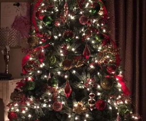 beautiful, christmas, and christmas tree image
