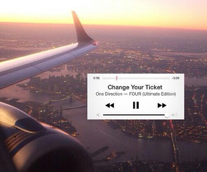one direction and change your ticket image