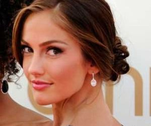beautiful, hair, and minka kelly image